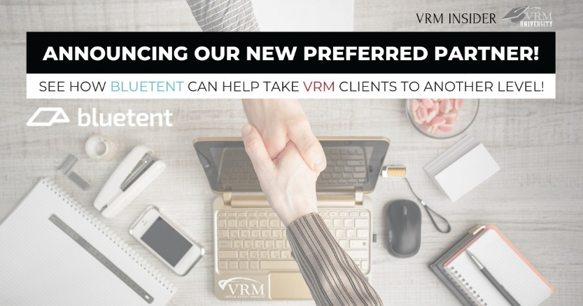 VRM Insider with Bluetent & VRM | Virtual Resort Manager